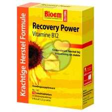 16 tabletten Bloem Recovery Power
