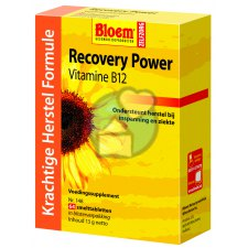 64 tabletten Bloem Recovery Power