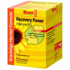 176 tabletten Bloem Recovery Power