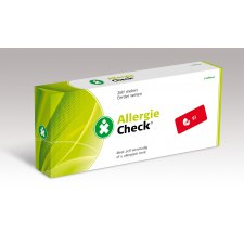 1 stuk Dutch Diagnostics Allergie Check Ei