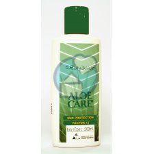 200 ml Aloe Care Sun Protection Factor 15