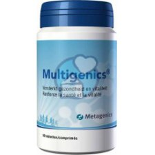 90 tabletten Metagenics Multigenics