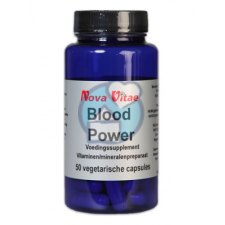 50 capsules Nova-Vitae Blood Power