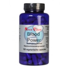 100 capsules Nova-Vitae Blood Power