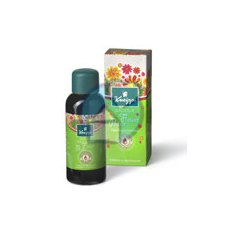 100 ml Kneipp Flower Power Badolie Patchouli Hennep