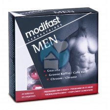 30 tabletten Modifast Fatburner Men