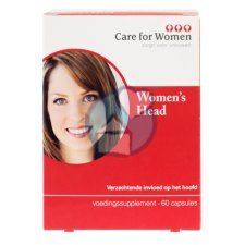 60 capsules Care for Women Womens Head