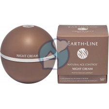 50 ml Earth Line Natural Age Control Night Cream