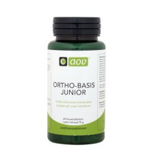 60 zuigtabletten AOV Ortho-Basis Junior