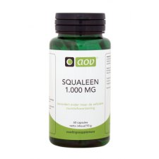 60 capsules AOV Squaleen 1000mg