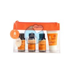 4 x 30 ml ErbaOrganics Baby Travel Kit