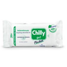 12 stuks Chilly Intiemtissues Gel Pocket
