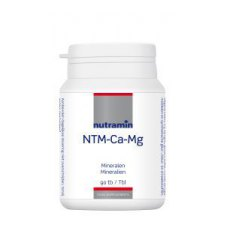 90 tabletten Nutramin NTM-Ca-Mg
