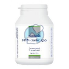 90 tabletten Nutramin NTM-Garlic 500