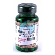 60 tabletten Natures Bounty Huid Haar Nagels