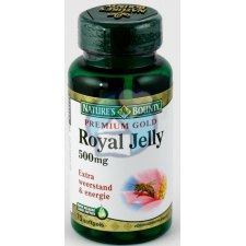 75 softgels Natures Bounty Premium Gold Royal Jelly 500mg