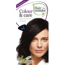 100 ml Hairwonder Colour Care Black 1