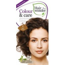 100 ml Hairwonder Colour Care Light Brown 5