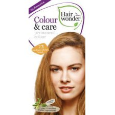 100 ml Hairwonder Colour Care Medium Golden Blond 7.3