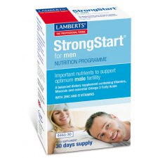 60 stuks Lamberts StrongStart for Men