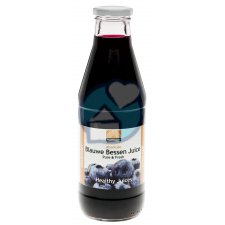 750 ml Mattisson Absolute Blauwe Bessen Juice Ongezoet