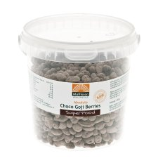 400 gram Mattisson Absolute Choco Goji Berries Organic