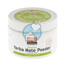125 gram Mattisson Absolute Yerba Mate Poeder