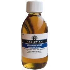 200 ml Natterman Mucodyne Adult Hoestdrank