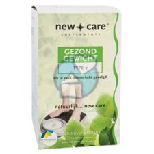 90 capsules New Care Gezond Gewicht Type 2