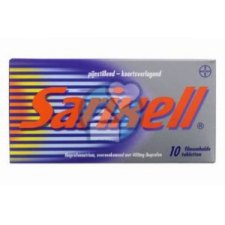 10 tabletten Bayer Sarixell