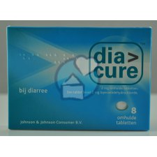 8 tabletten Johnson & Johnson Diacure