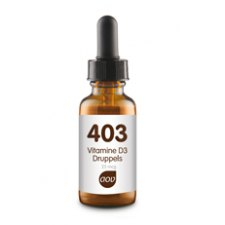 30 ml AOV 403 Vitamine D3 25mcg