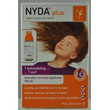 100 ml Nyda Plus met Kam Applicator