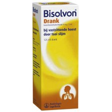 125 ml Bisolvon Drank 8mg