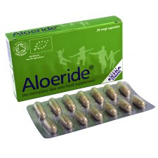 28 capsules Aloeride Extra Strong 426mg