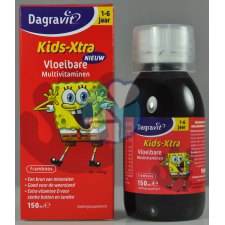 150 ml Dagravit Kids-Xtra Vloeibare Multivitaminen