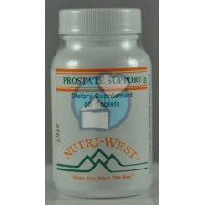60 tabletten Nutri West Prostate Support
