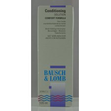 120 ml Bausch & Lomb Conditioning Solution Comfort Formula