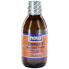 200 ml NOW Foods Omega 3 Fish Oil