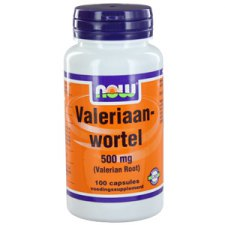 100 capsules NOW Foods Valerian Root 500mg