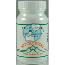60 tabletten Nutri West Core Level Bile