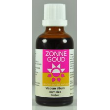50 ml Zonnegoud Viscum Album Complex