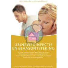 3 testen Easy Home Test Blaasontsteking en Urineweginfectie Test