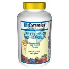 490 capsules Life Extension Life Extension Mix Capsules