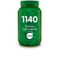 1140 Thymus Concentraat AOV 60 capsules