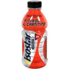 500 ml Isostar Drink Fitness L-Carnitine Red Fruits