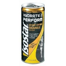 250 ml Isostar Drink Hydrate & Perform Orange