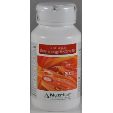 30 capsules Nutrisan Daily Energy B Complex