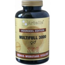 250 Tabletten Artelle Multifull 3000