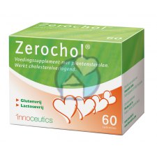 60 tabletten Innoceutics Zerochol